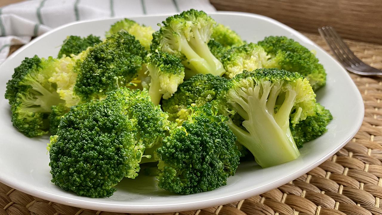 Como cocer brocoli