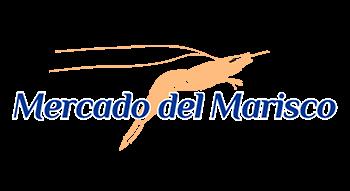 Logo mercado del marisco
