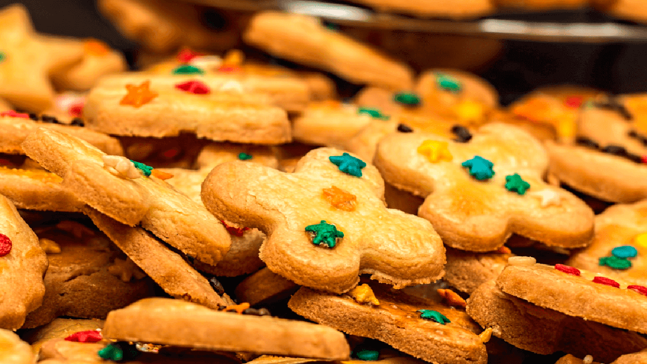 Errores que cometemos al preparar galletas